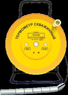 Скважинный термометр ТСЭм